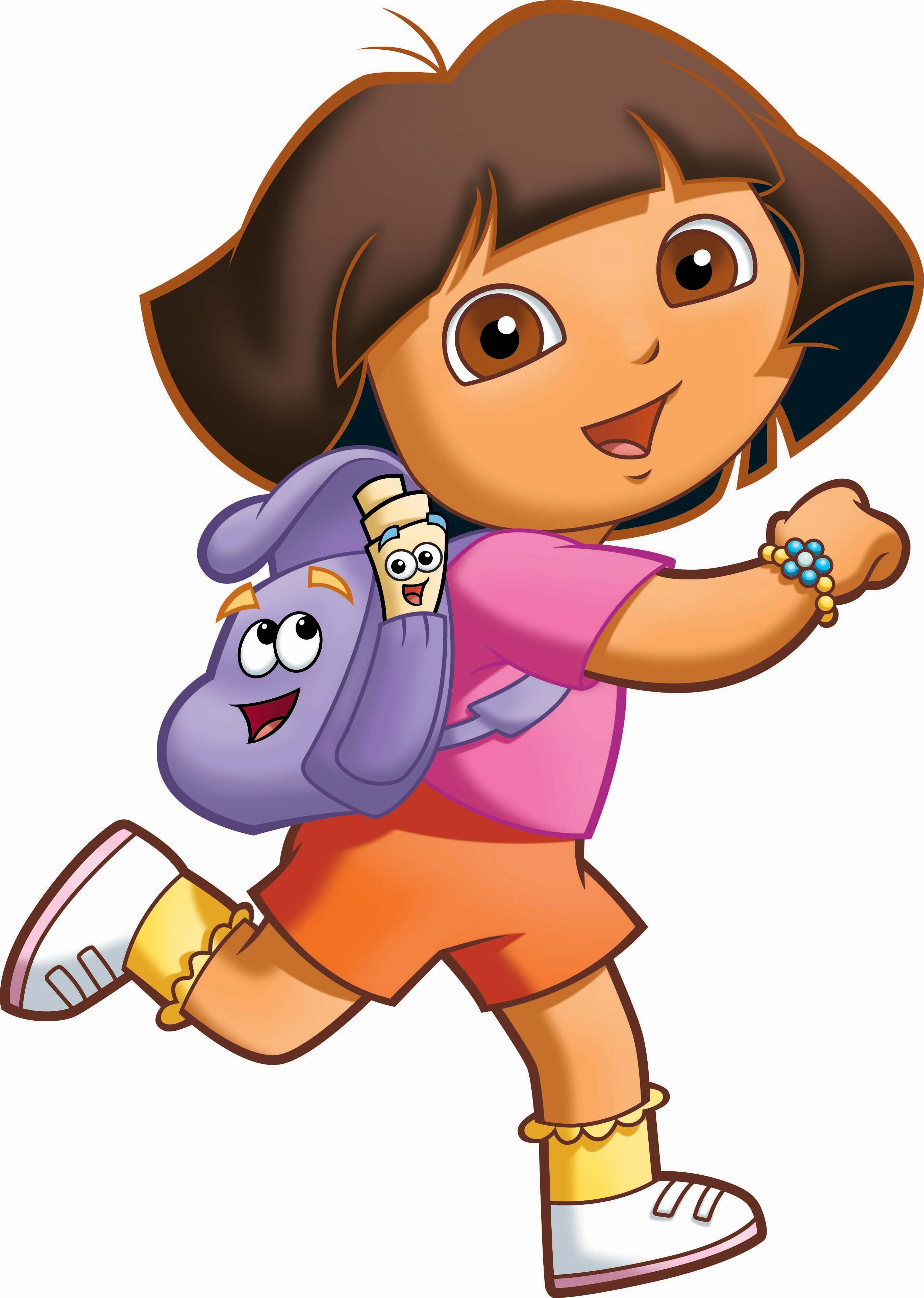 Dora the Explorer is able to keep young mind interested and on task ...
