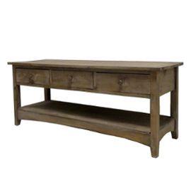 meuble tv t l t l vision console de salon de chambre banc. Black Bedroom Furniture Sets. Home Design Ideas