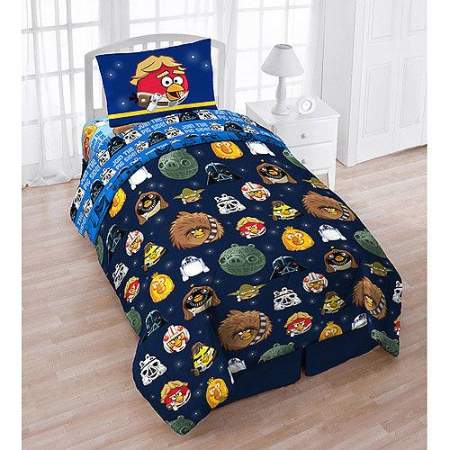 30% Off Retail W/ Free Shipping | #AngryBirds Twin Bedding Set #StarWars  Comforter Sheets #kids #kidsbedding #kidsbedroom #youthbedding  #youthbedroom #home ...