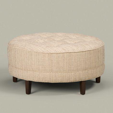 "ethanallen - nassau ottoman 37""   ethan allen   furniture"