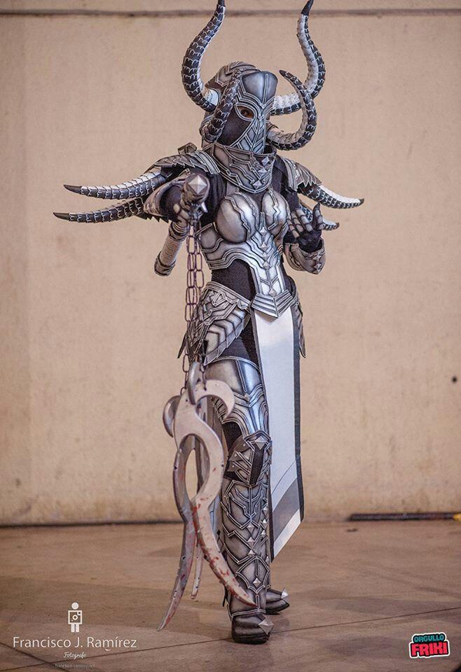 Diablo crusader armor