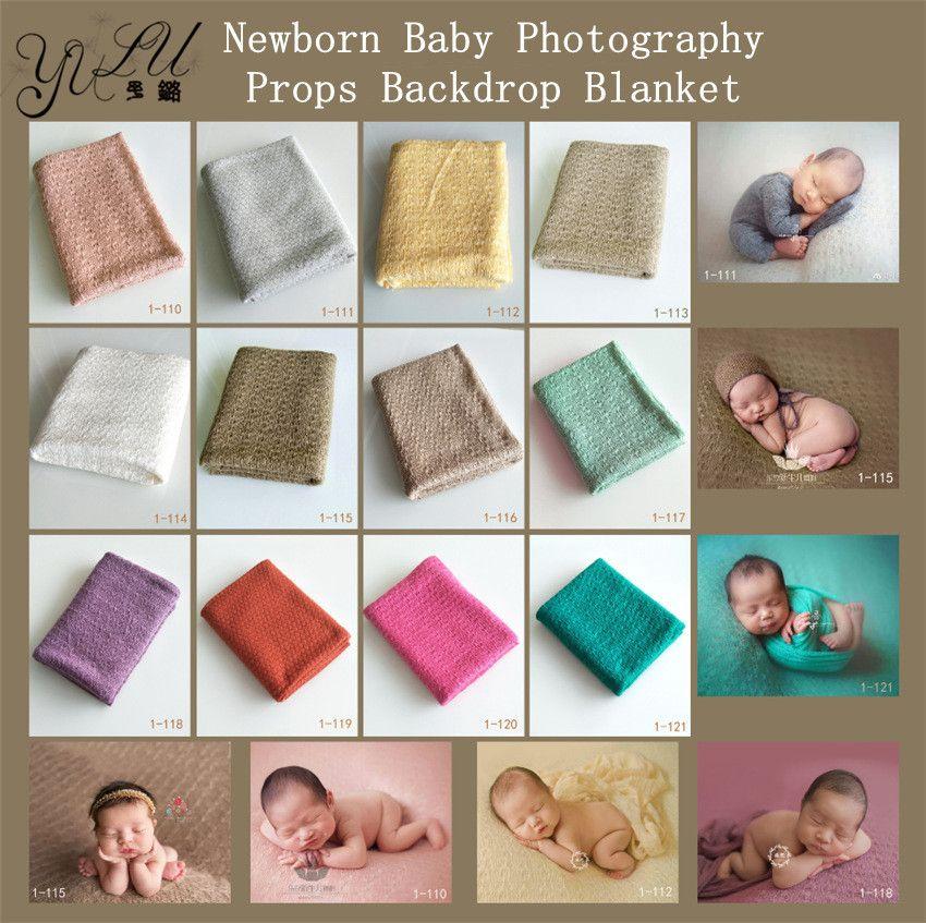 Wraps Mohair dünnen Stoff Neugeborenen Fotografie Foto Requisiten ...