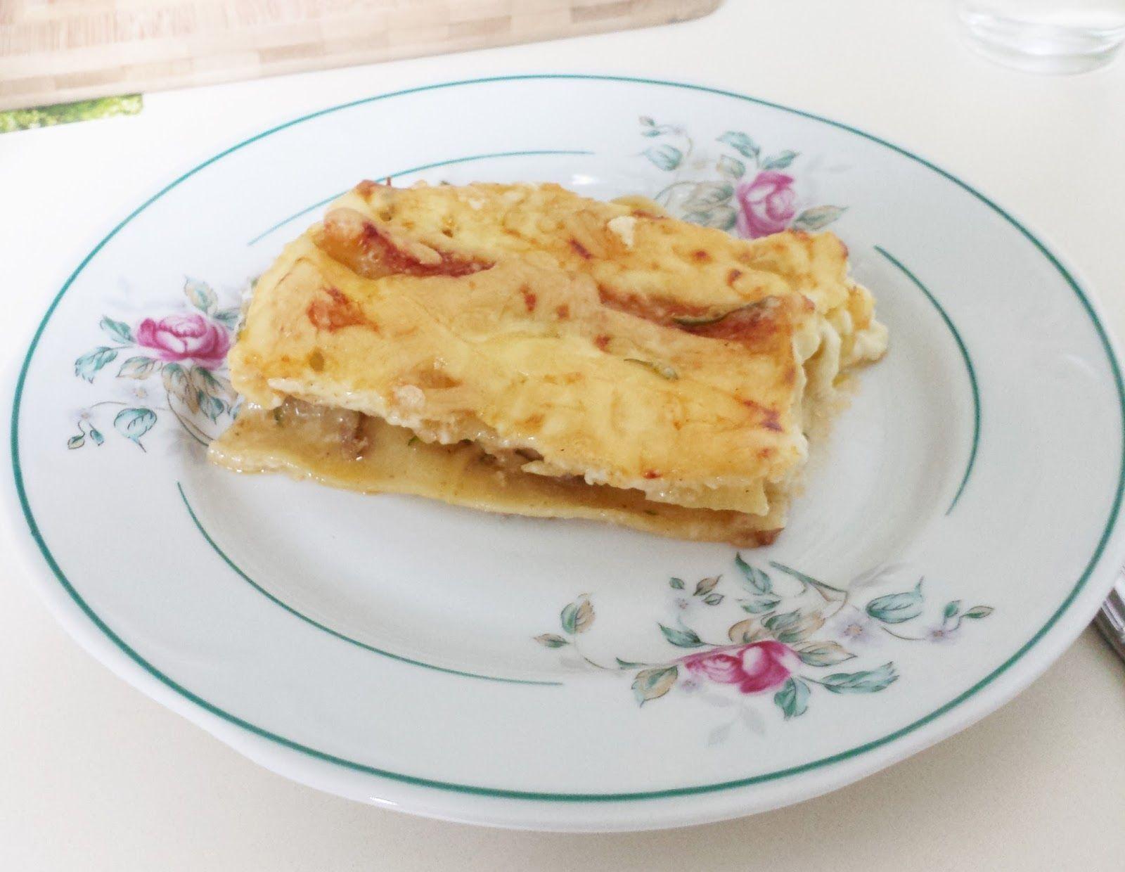 monis_paradise ♥: {Rezept} Zucchini-Hack-Cannelloni