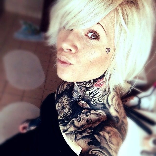 Small Heart Face Tattoo Small Tattoos Face Tattoos Face Tattoo