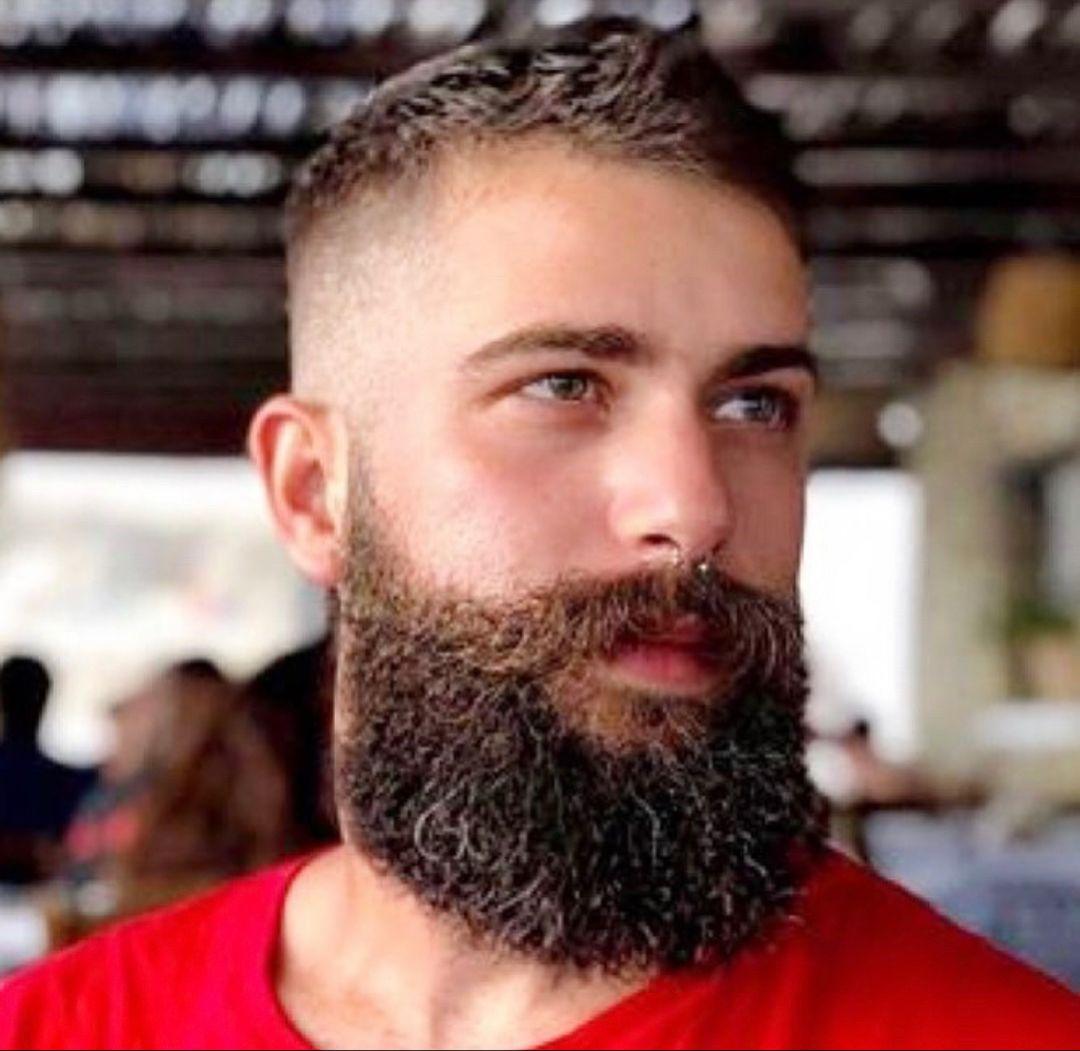 The Curiopo Full Bearded Skin Fade With Beard Beard Fade Beard Life