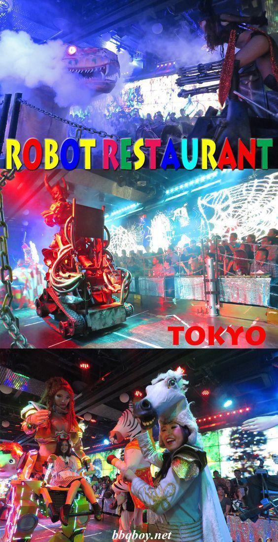Photo of Tokyo's Robot Restaurant – The Craziest show we've ever seen