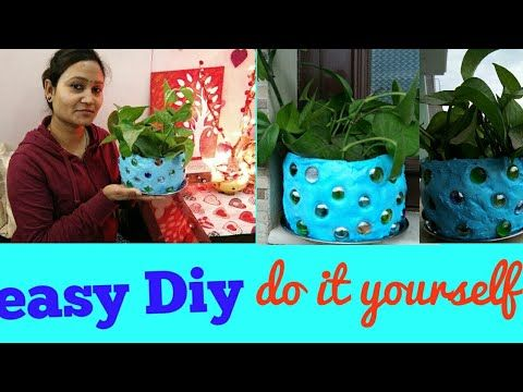 1 easy diydo it yourselfplant potanveshas creativity youtube 1 easy diydo it yourselfplant potanveshas solutioingenieria Choice Image