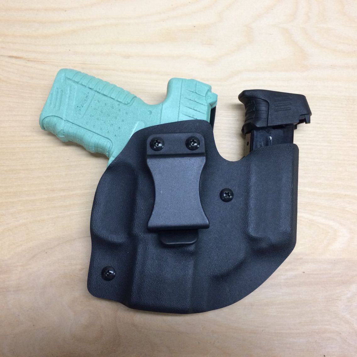 Wolf Pack AIWB holster/mag holder combo for Walther PPS in
