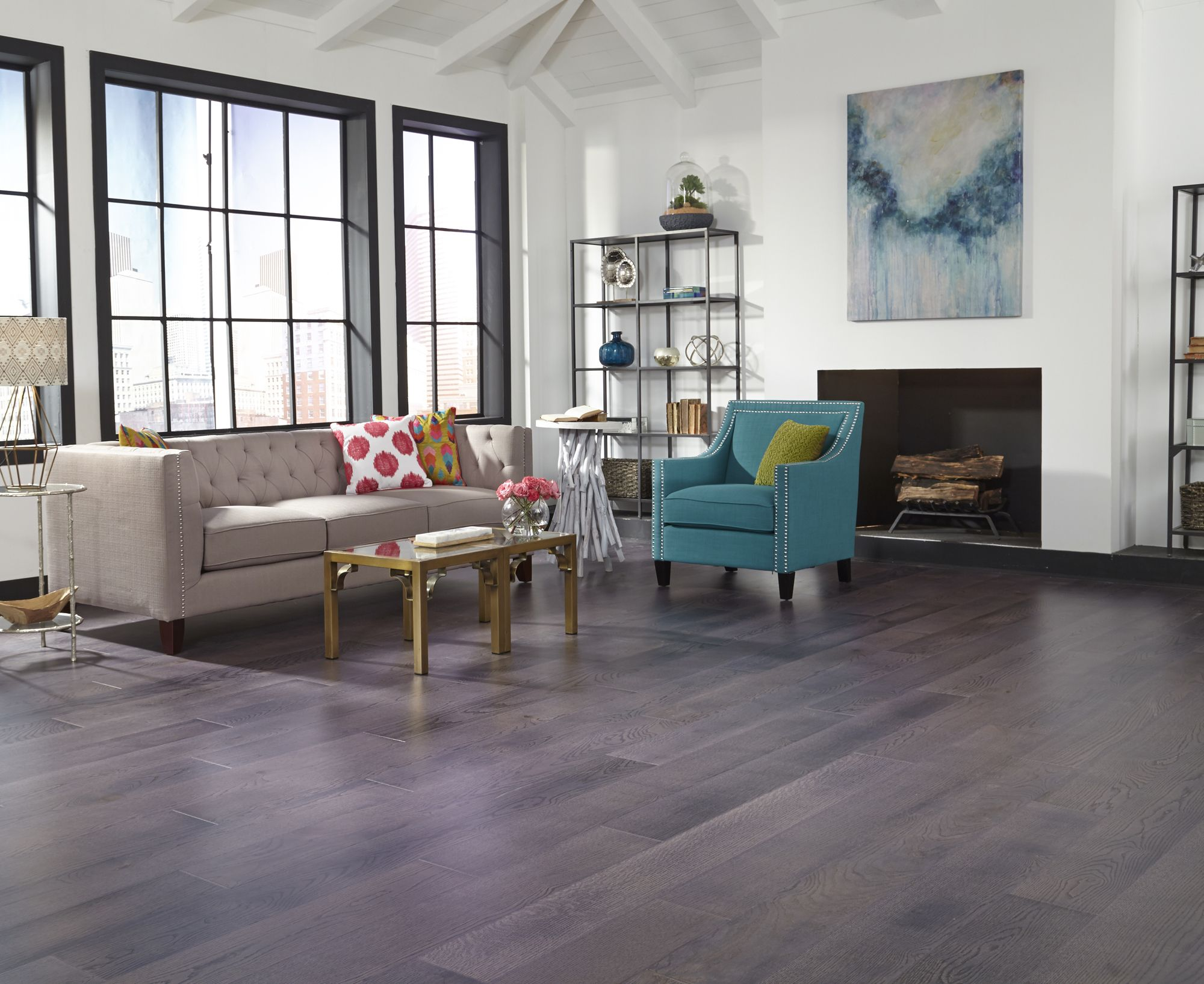Currently We Like Rustic Hardwood Flooring We Are Doing A Lot Of Gray Wood Flooring With A Lo Flooring Trends Rustic Hardwood Floors Living Room Arrangements