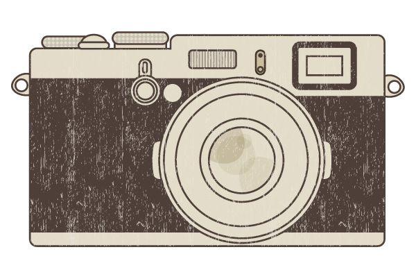 Retro Photo Camera Vector Illustration Camera Clip Art Clip Art Vintage Free Clip Art