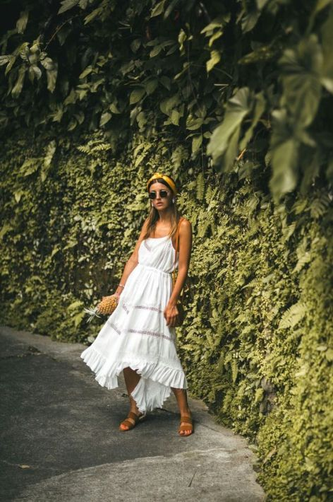 15 Cute Vacation Outfits For Your Summer Trip #vacationoutfits