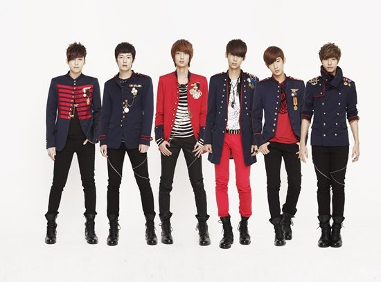 Boyfriend Korean Boy Band Kpop Fashion Boyfriend Pictures Boyfriend Kpop New korean boy hd wallpaper
