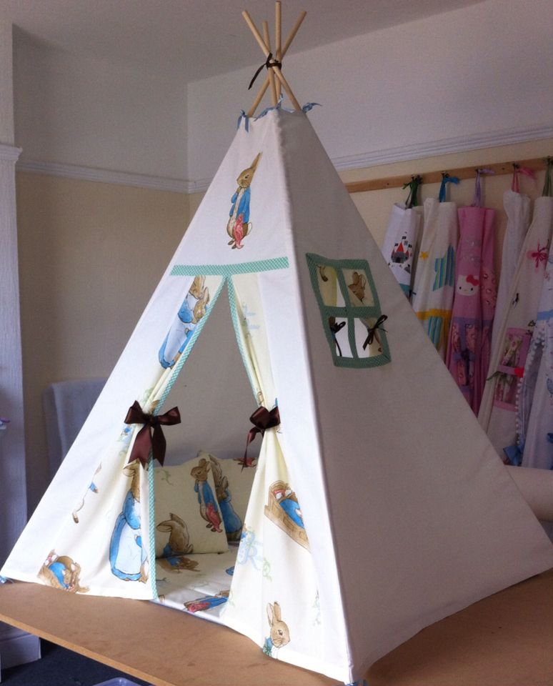 hot sale online e923b 297ac Teepee & matching accessories. You have the flexibility when ...