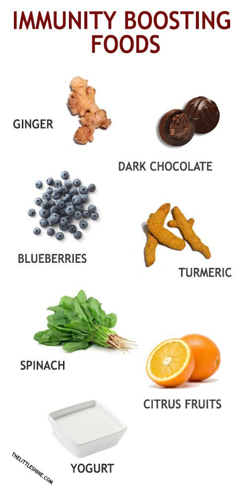 IMMUNITY BOOSTING FOODS – The Little Shine #GasNaturalRemedies