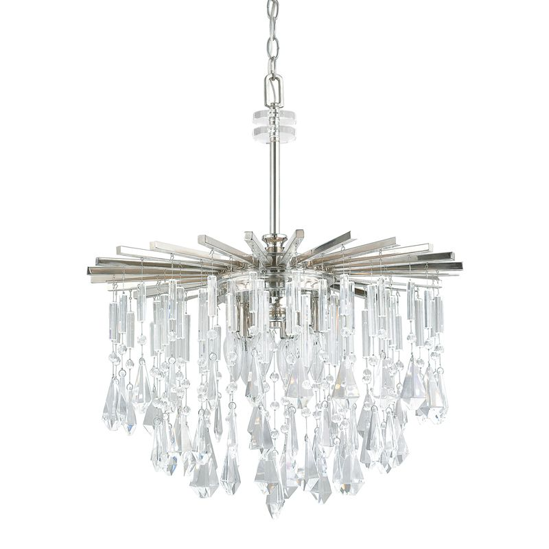 6 light chandelier capital lighting fixture company
