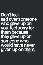 Photo of Ja. Oder diejenigen, die dir schlecht tun und sich nie darum gekümmert haben, die zweite Chance zu erklären oder zuzulassen …