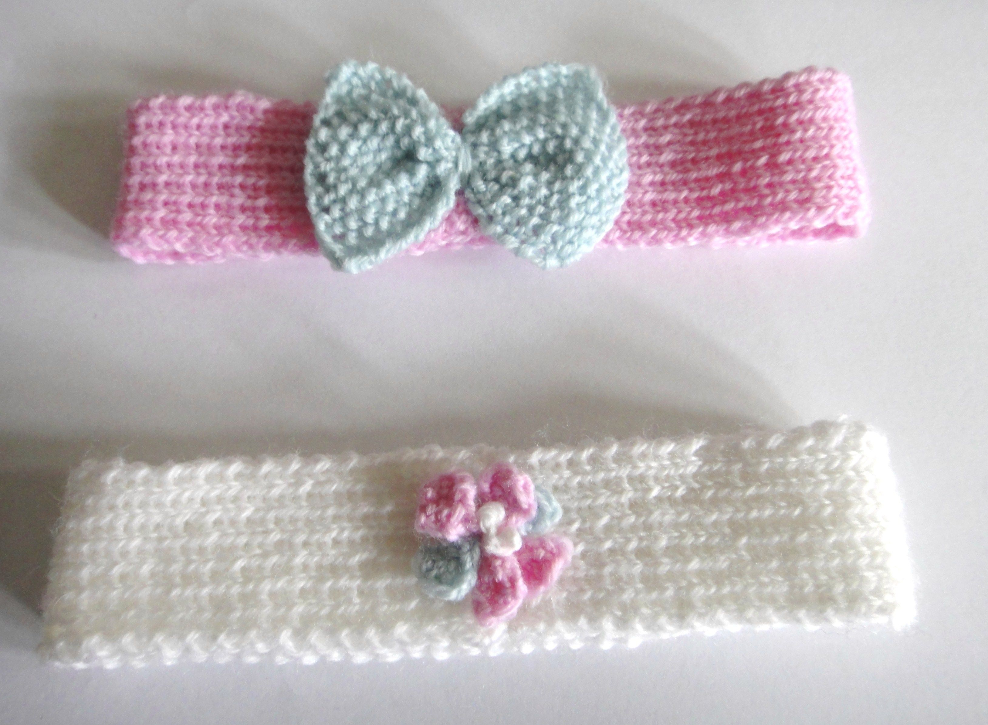 Pretty headbands for that darling girl in your life. Available in ...