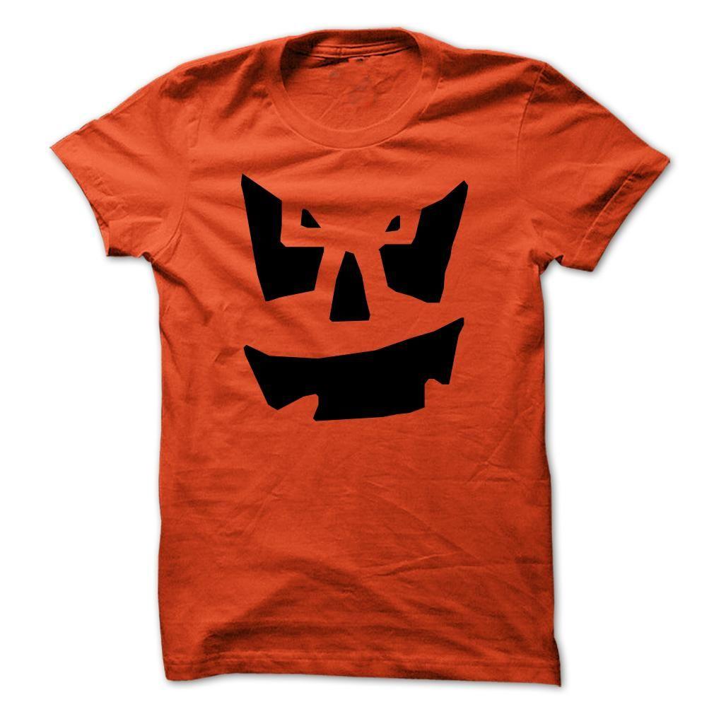 Halloween T-Shirt - Halloween Punkinhead 2 - Halloween T-Shirt - Halloween Punkinhead 2 (Funny Tshirts)