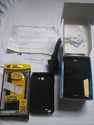 NEW! Samsung Galaxy Note LTE SGH I717 - 16GB Black AT&T UNLOCKED WITH WARRANTY!!