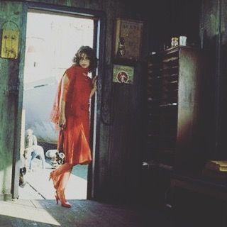 くつ (1983 仏) #LaLuneDansLeCaniveau #溝の中の月 #JeanJacquesBeineix #ジャンジャックベネックス #NastassjaKinski  #ナターシャキンスキー