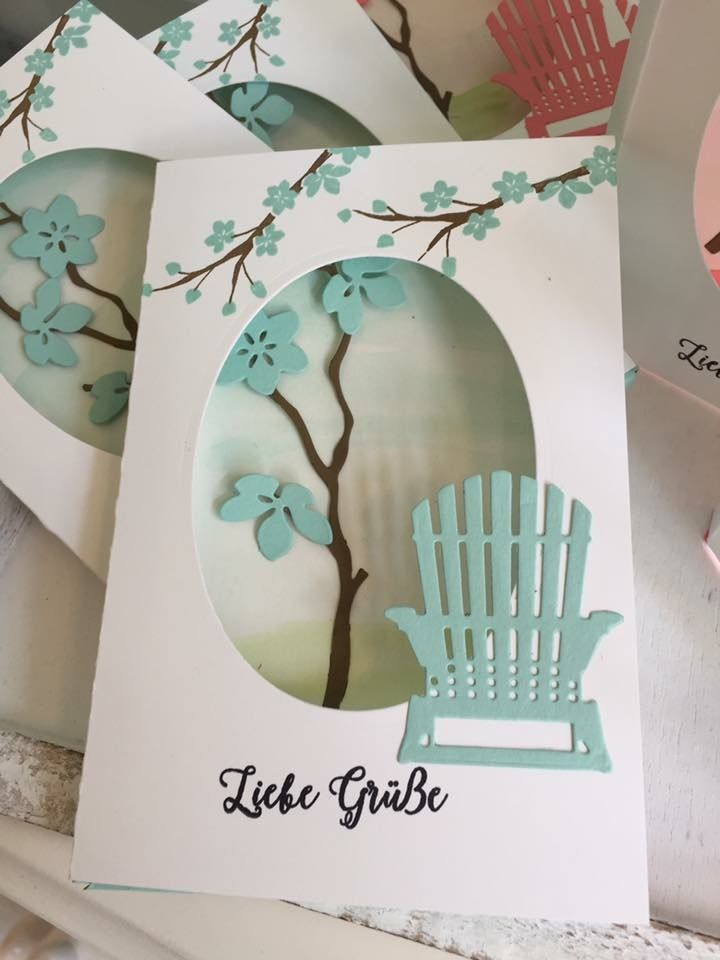 Card Making Ideas 2018 Part - 24: Colorful Seasons - Seasonal Layers - SU 2017 - 2018. Stampin Up  CardsCardmakingTamponMe ...