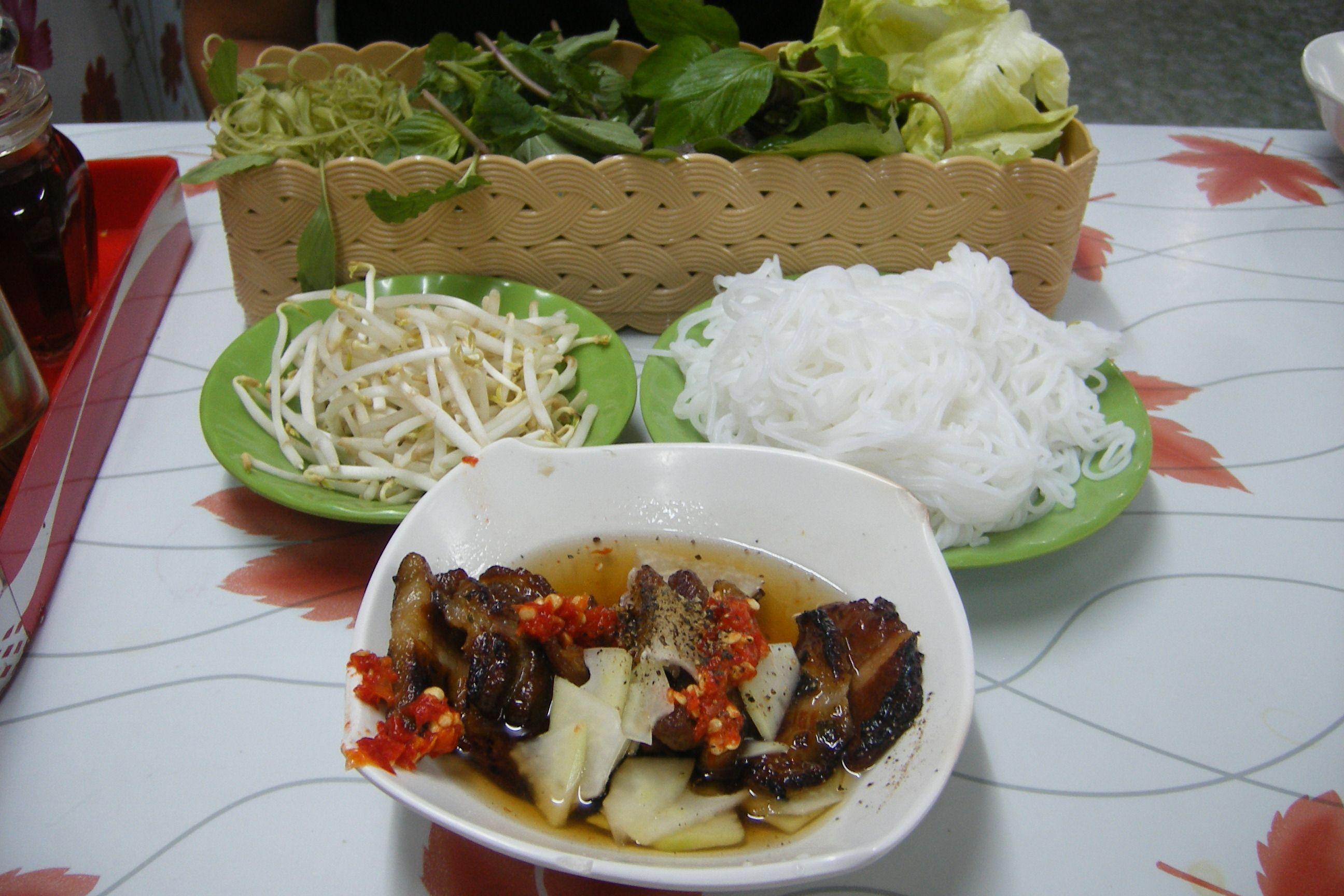Bun Cha, Saigon VN