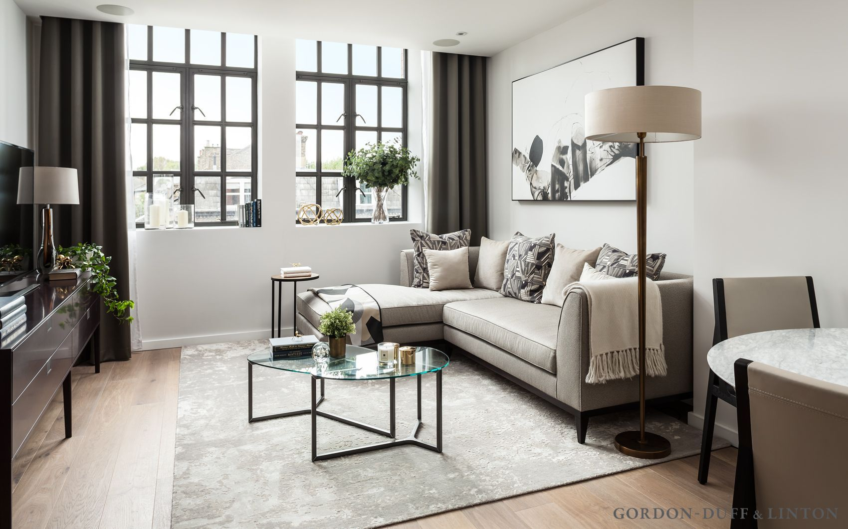 New Sitting Room Within Same Maple Building Development