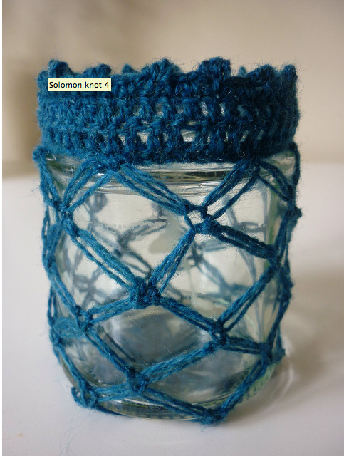 Tea Light Holder Tutorial http://annabooshouse.blogspot.co.uk/p ...