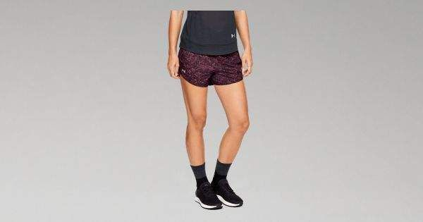 7d03042c5d00b Under Armour Women's UA Fly-By Printed Shorts | Products | Printed ...
