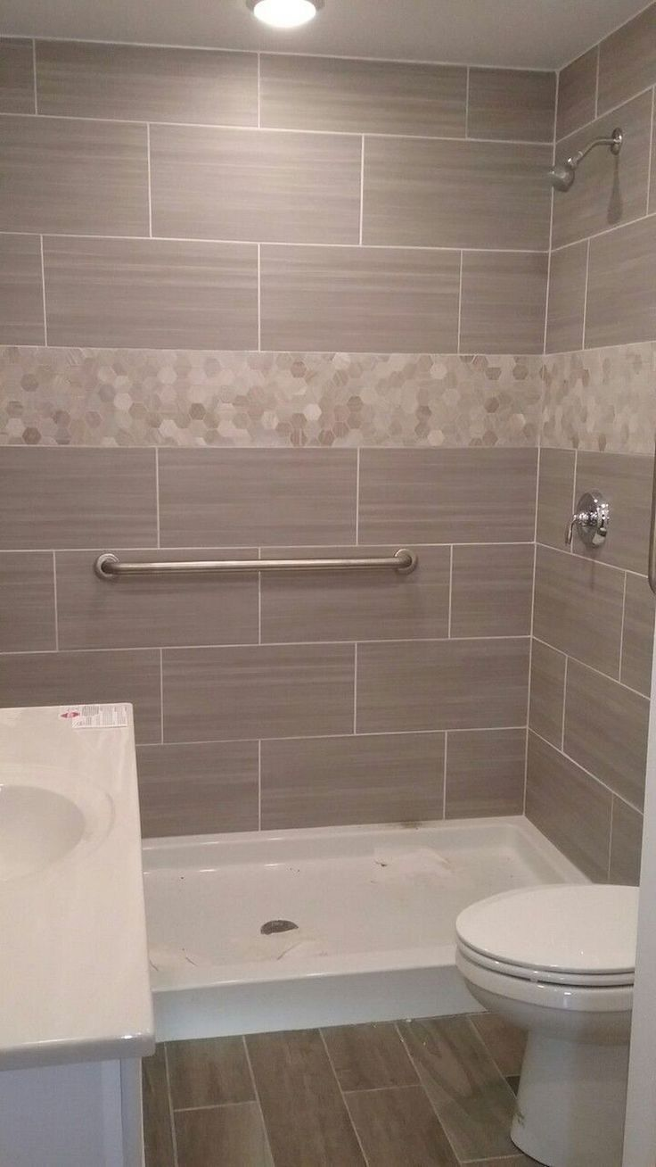 33 Tile Ideas For Small Bathrooms 1 Bathroom Shower Design