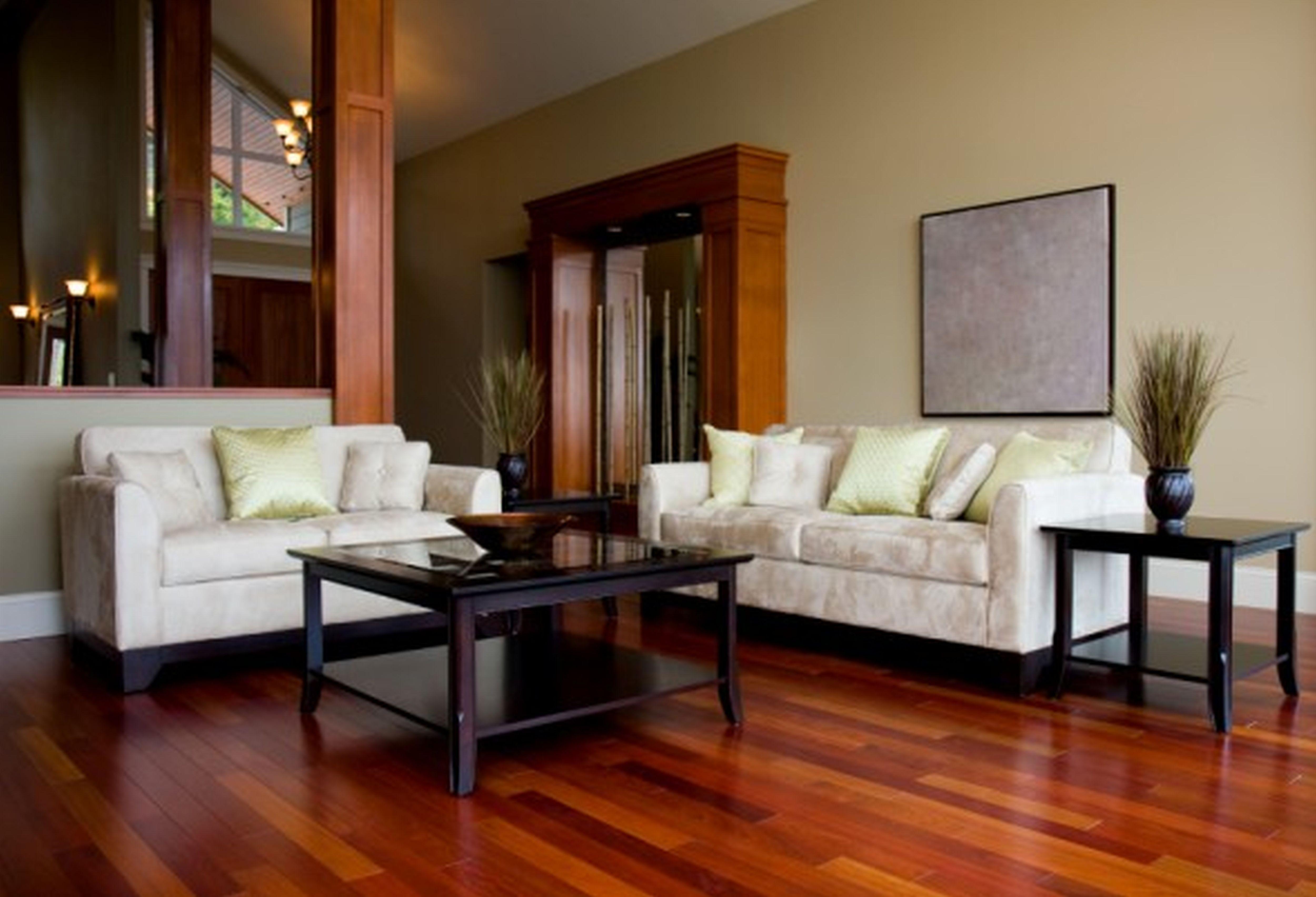 Wooden Living Room Decor Wood Living Room Interior Design Ideas - Wooden designs for living room