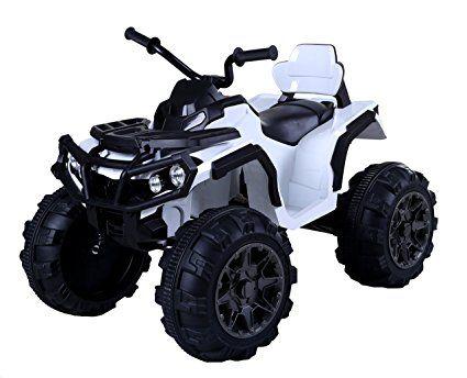 Quad Bambini ~ Moto elettrica v super quad per bambini atv con ammortizzatori