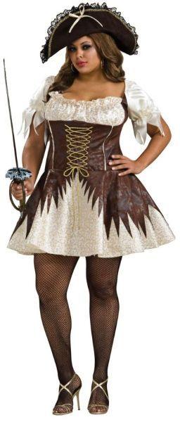 Buccaneer Pirate Women\u0027s Plus Size Costume Halloween Ideas - halloween costume ideas plus size