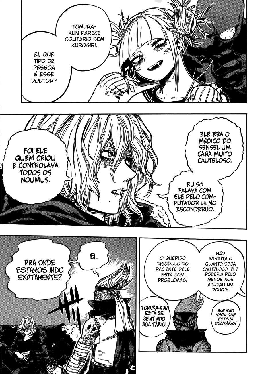 Ler mangá Boku no Hero Academia (Scan) Golden mangas