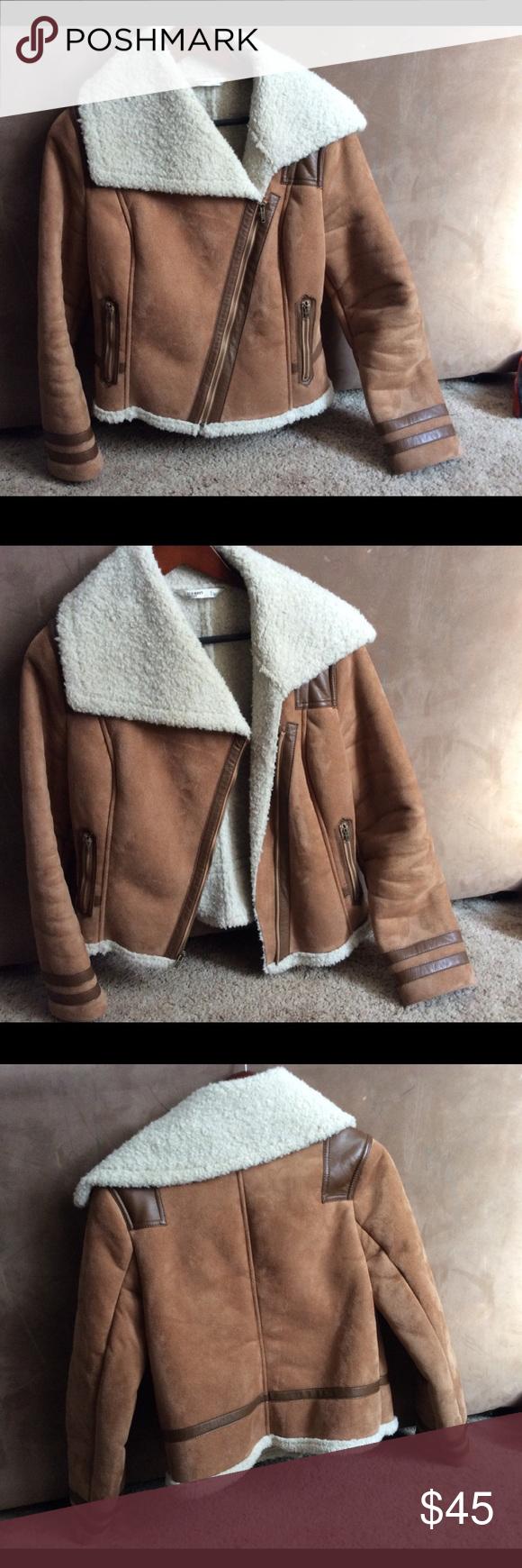 Sherpalined Moto jacket Sherpa lined, Moto jacket
