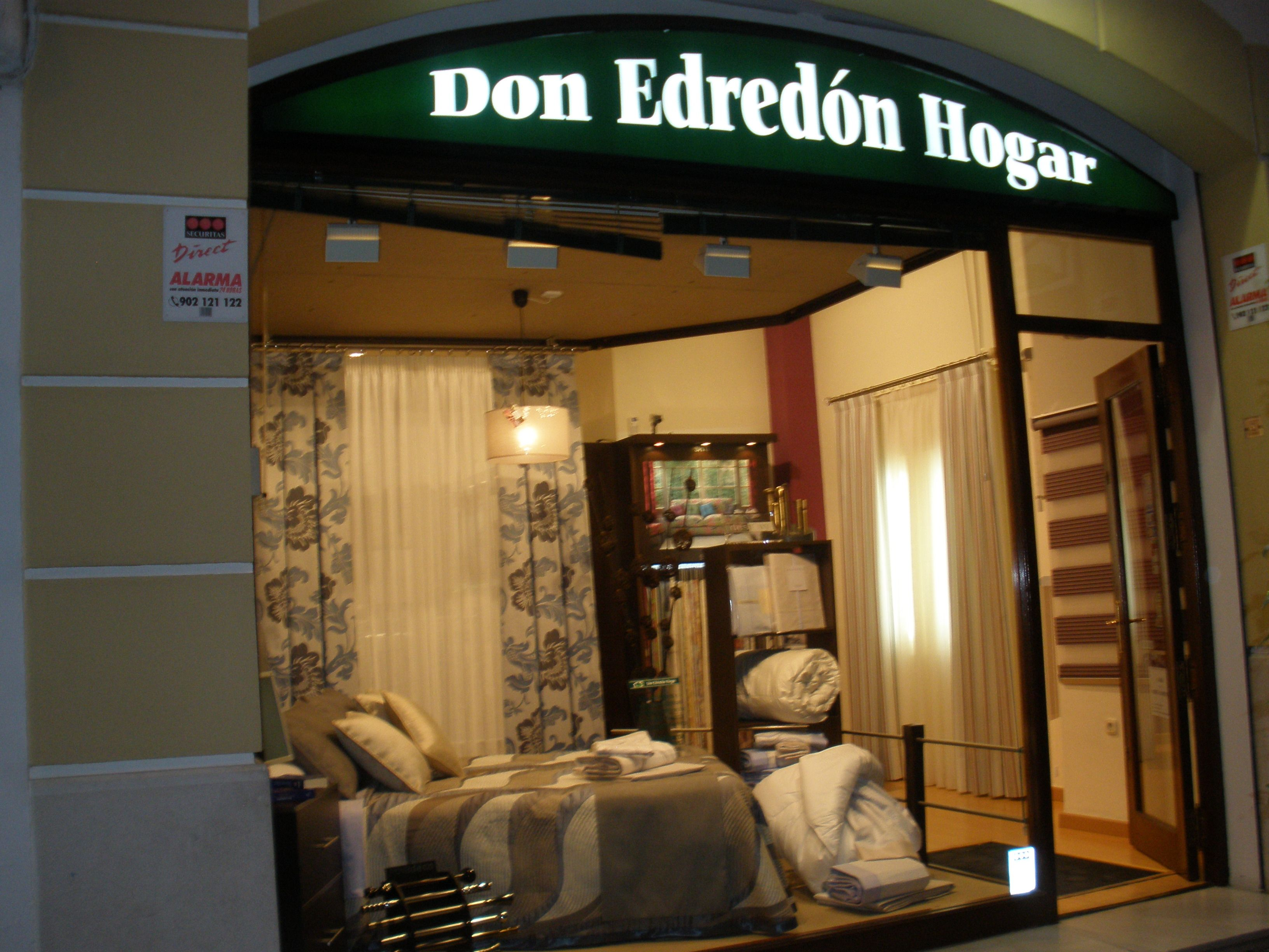 Don Edredón Hogar | AMBIENTES PARA VESTIR SU HOGAR | Pinterest