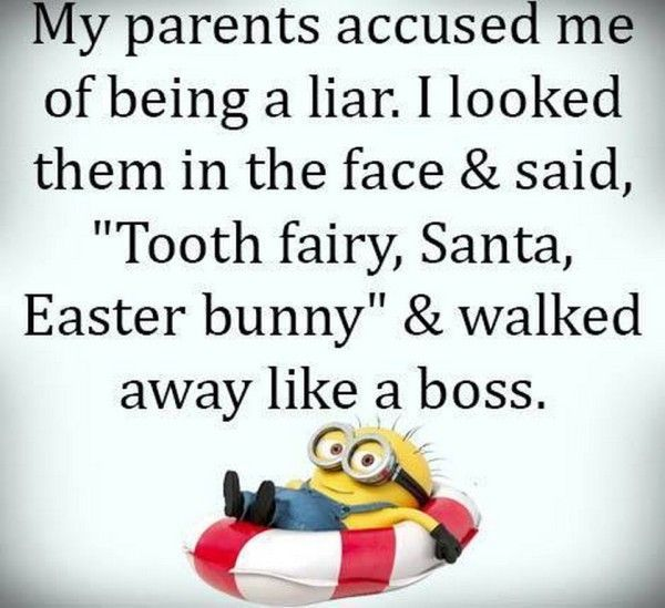 Amusing Minions photos with quotes (11:19:43 AM, Tuesday 04...