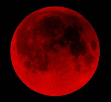 red moon rising meaning - photo #39