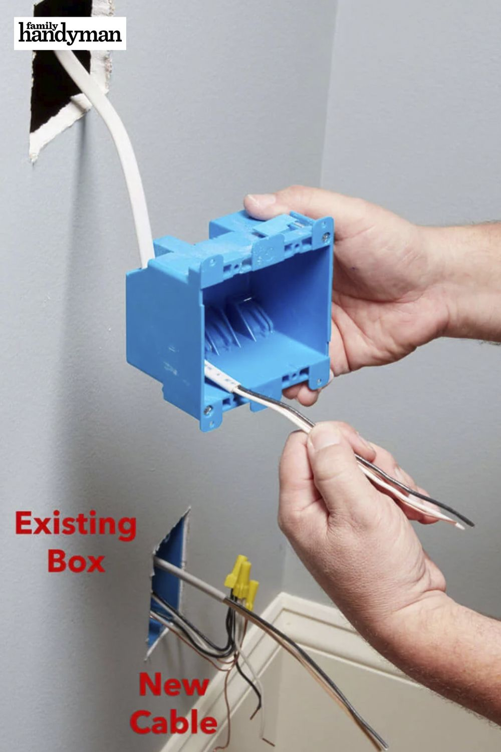 Install A Super Easy Usb Outlet In 2020 Usb Outlet Installation Diy Electrical