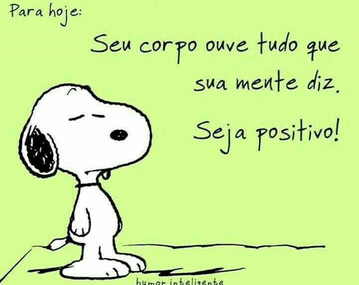 Snoopy, Bom Dia Quarta-feira