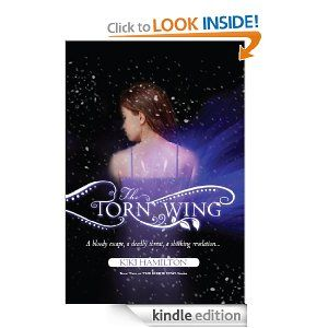 Amazon Freebie 19/2/13: THE TORN WING (THE FAERIE RING #2) A YA fantasy novel.