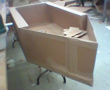 Cardboard Boat Idea