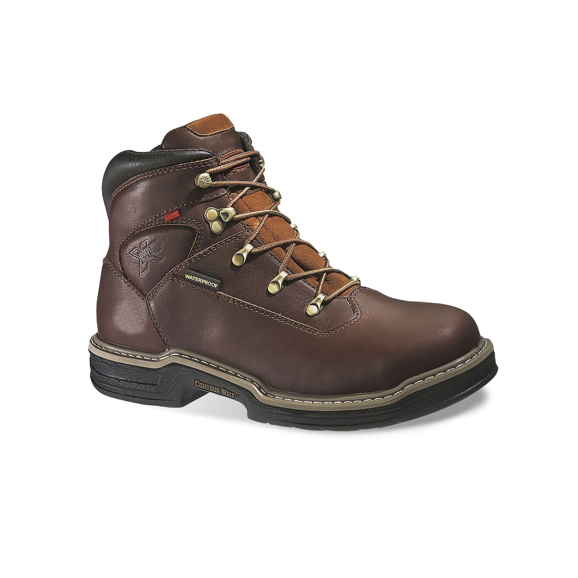 arrives low price cheap for discount Wolverine Buccaneer Men's Waterproof Steel-Toe Work Boots   Steel ...