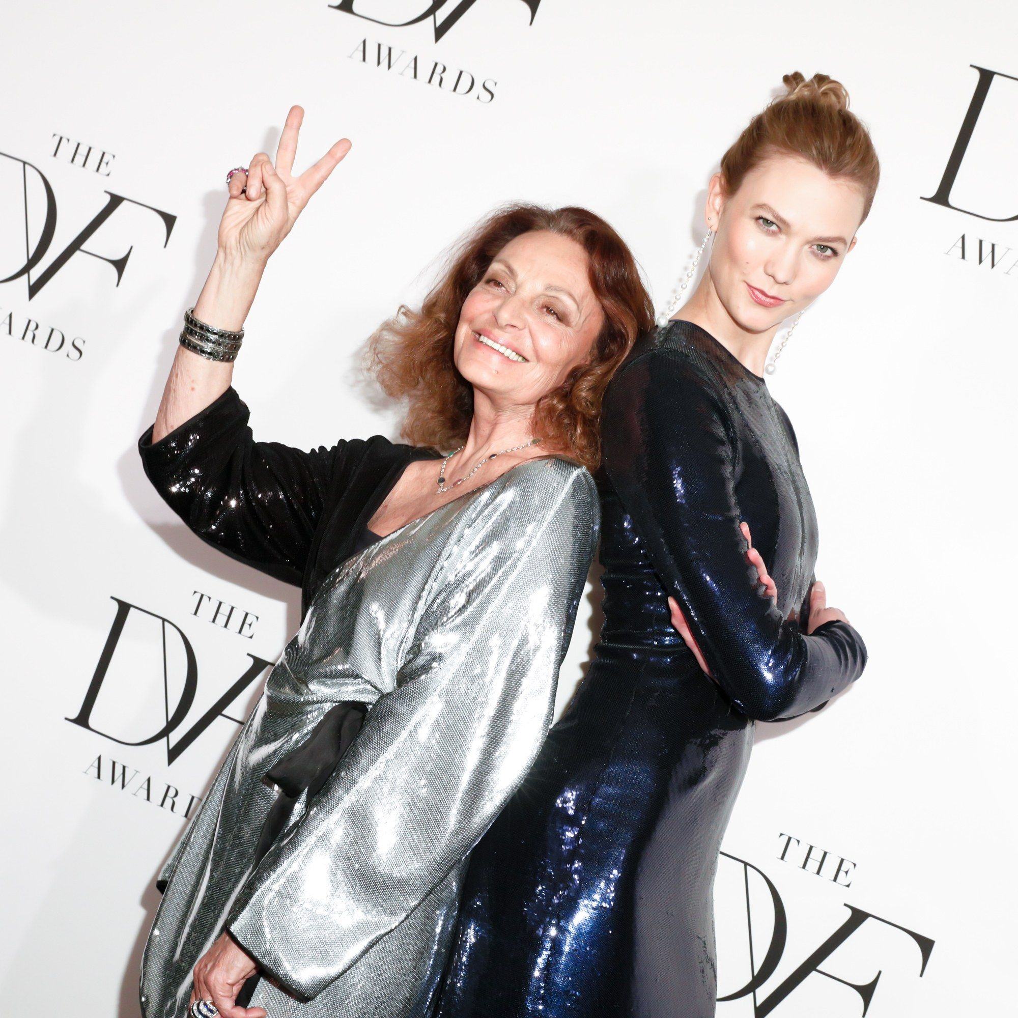 Karlie Kloss, Allison Williams, Seth Meyers, and More Attend the DVF Awards at the United Nations