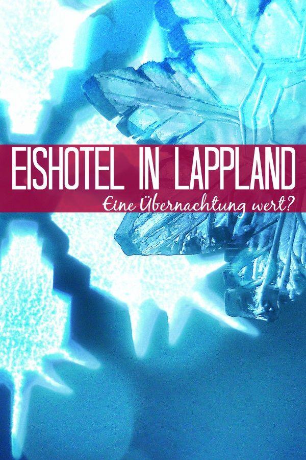 Das Eishotel in Jukkasjärvi: Eine Übernachtung wert? | Paradise ...