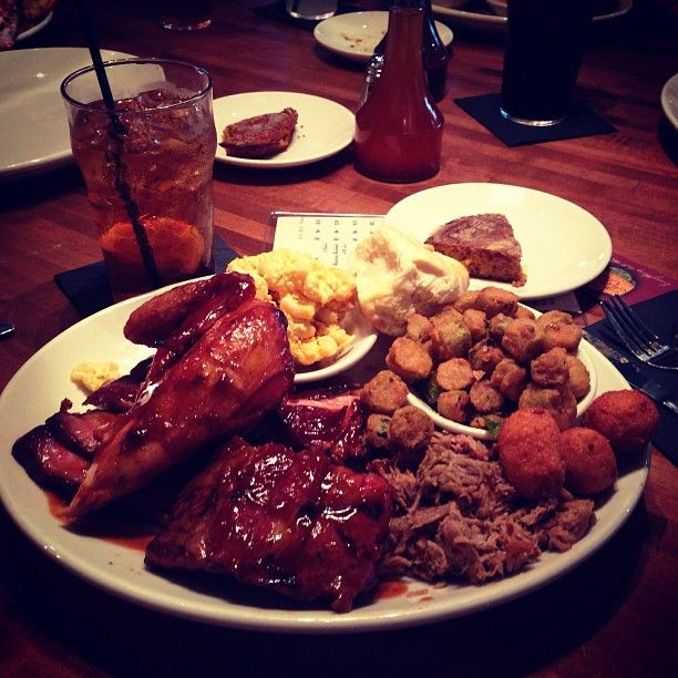 The Pit Authentic Barbecue Food Southern Recipes Barbecue