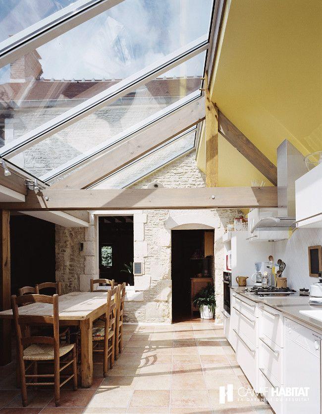Extension de maison http www camif habitat fr
