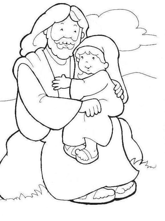 Gesù e i bambini-Jésus et les enfants-religiocando coloring pictures ...