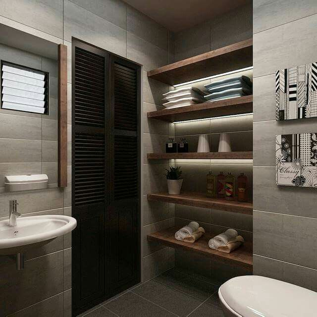 folding door for bathroom