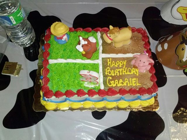 Remarkable Publix Makes The Best Cakes I Asked For Grass And Mud With The Birthday Cards Printable Opercafe Filternl
